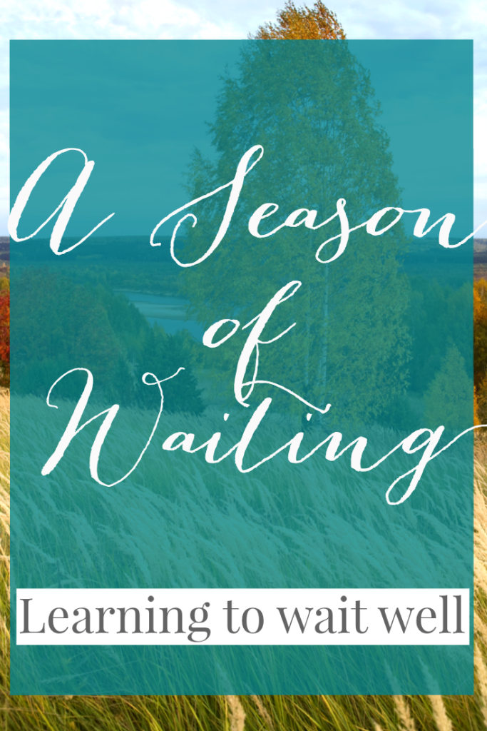 Season of Waiting