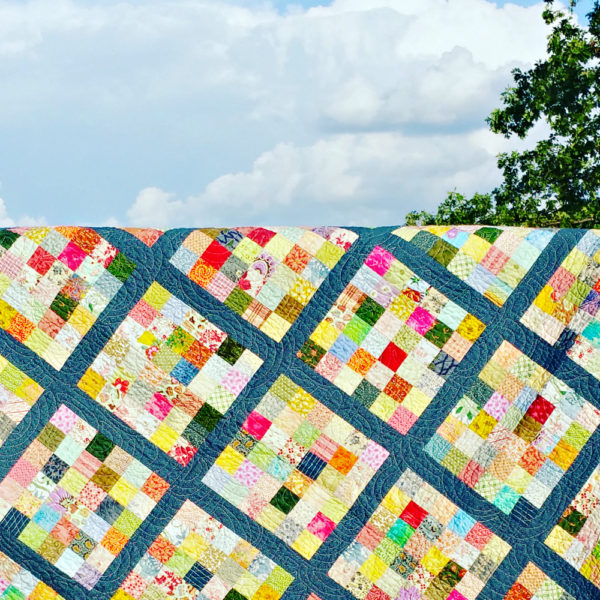 Memory Quilt of summertime fun